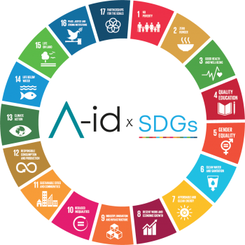 A-id x SDGs | A-id: Agenda for International Development